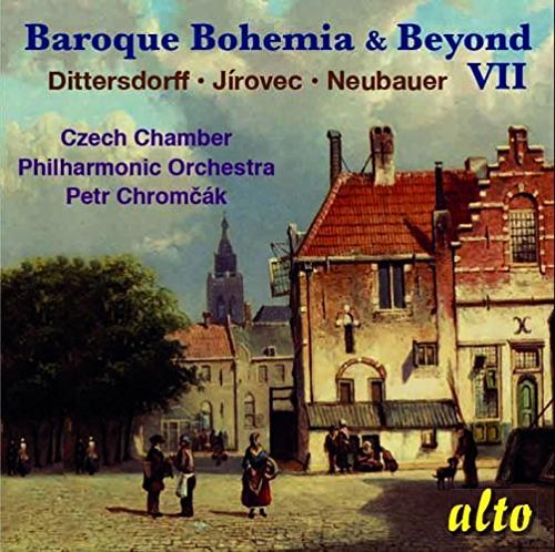 Czech Chamber Philharmonic Orc Baroque Bohemia & Beyond Vol I