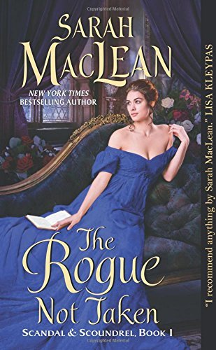 Sarah Maclean The Rogue Not Taken