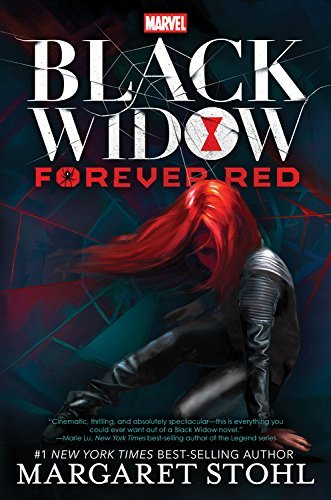 Margaret Stohl Black Widow Forever Red