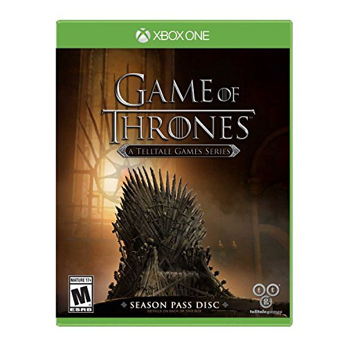 Xbox One Game Of Thrones A Telltale Games Series Game Of Thrones A Telltale Games Series