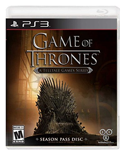 Ps3 Game Of Thrones A Telltale Games Series Game Of Thrones A Telltale Games Series