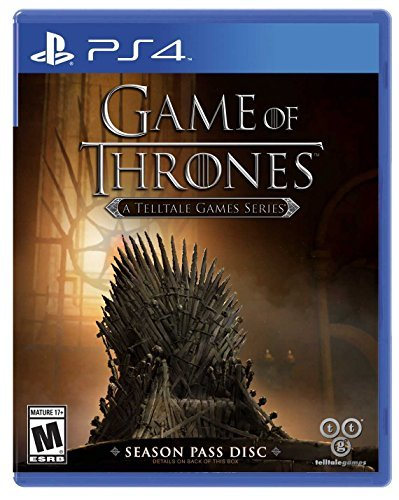 Ps4 Game Of Thrones A Telltale Games Series