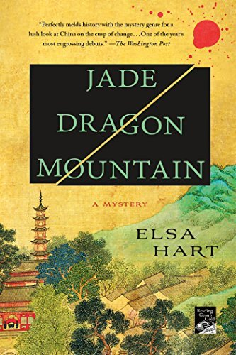Elsa Hart Jade Dragon Mountain A Mystery