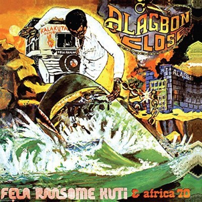 Fela Kuti Alagbon Close