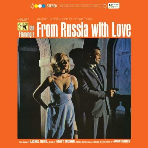 From Russia With Love O.S.T. From Russia With Love O.S.T.