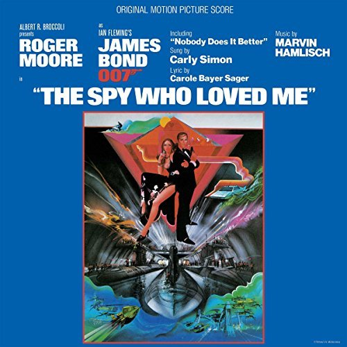 Spy Who Loved Me O.S.T. Spy Who Loved Me O.S.T.