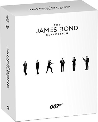James Bond Collection Blu Ray