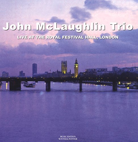 John Mclaughlin Live At The Royal Festival Hal