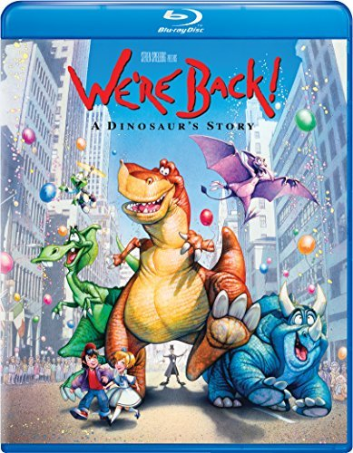 We're Back A Dinosaur's Story We're Back A Dinosaur's Story We're Back A Dinosaur's Story
