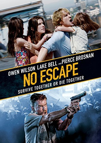 No Escape Wilson Bell Brosnan DVD R