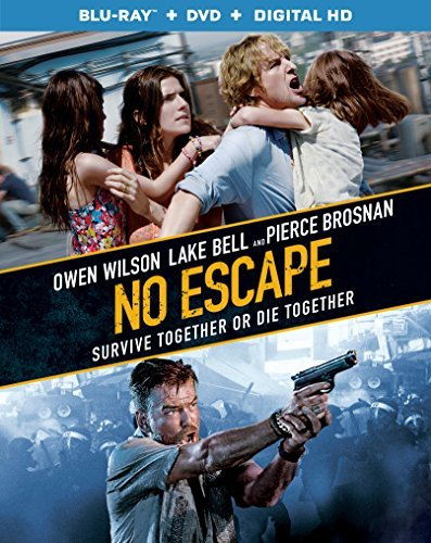 No Escape Wilson Bell Brosnan Blu Ray R