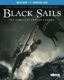 Black Sails Season 2 Blu Ray Season 2