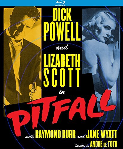 Pitfall Powell Scott Blu Ray Nr