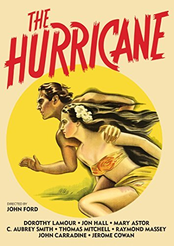 Hurricane Lamour Hall Astor DVD Nr
