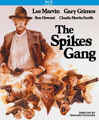 Spikes Gang Grimes Marvin Howard Blu Ray Pg