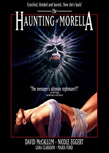 Haunting Of Morella Eggert Mccallum Halsted DVD R