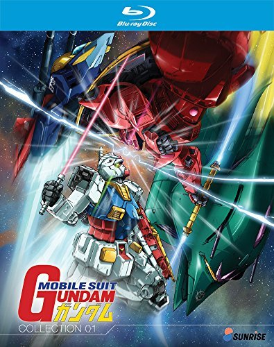 Mobile Suit Gundam Part 1 Blu Ray