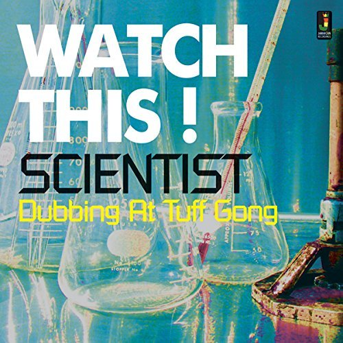 Scientist Watch This! Dubbing At Tuff Gong Lp