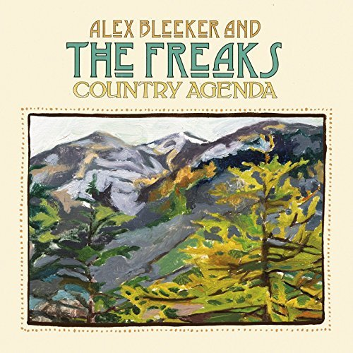 Alex & The Freaks Bleeker Country Agenda