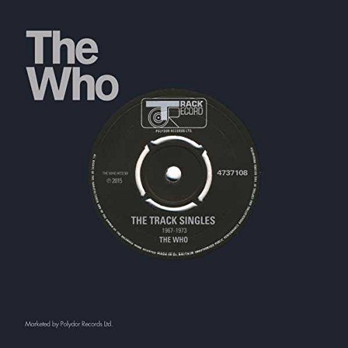 The Who The Track Records Singles Track Records Singles