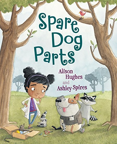 Alison Hughes Spare Dog Parts