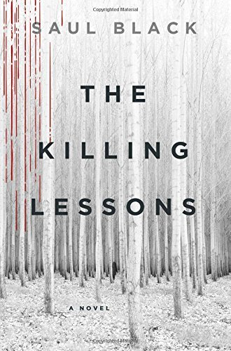 Saul Black The Killing Lessons