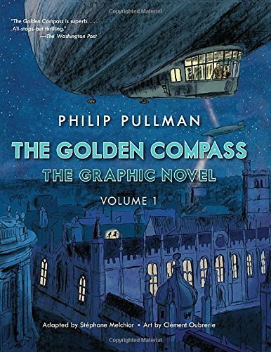 Philip Pullman The Golden Compass Graphic Novel Volume 1