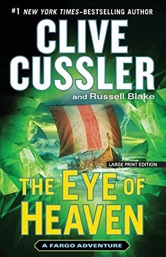 Clive Cussler The Eye Of Heaven Large Print