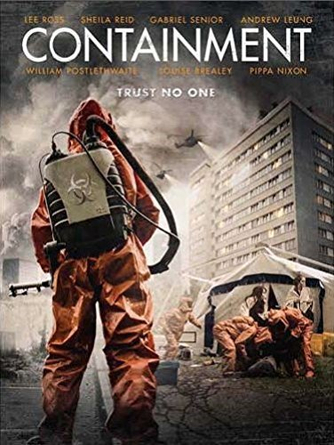 Containment Containment DVD Nr