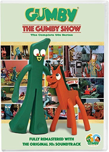 Gumby Complete Series DVD Nr