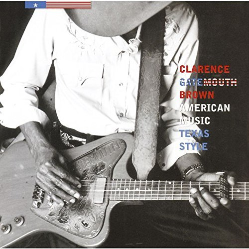 Clarence Brown American Music Texas Style Import Jpn