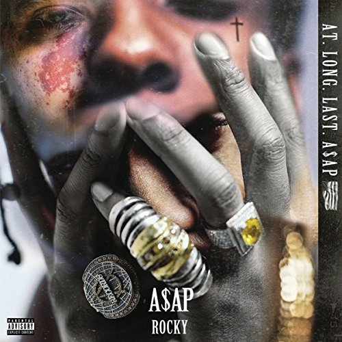 A$ap Rocky At.Long.Last.A$ap Explicit Version 2 X Lp Pressing. 2015.