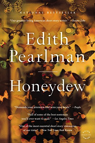 Edith Pearlman Honeydew Stories