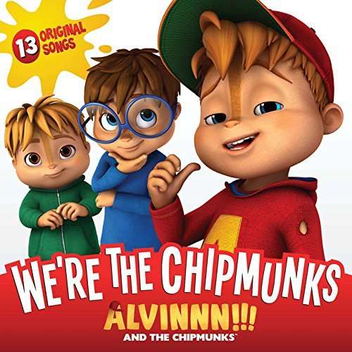 Alvin & The Chipmunks Were The Chipmunks (music From The Tv Show)