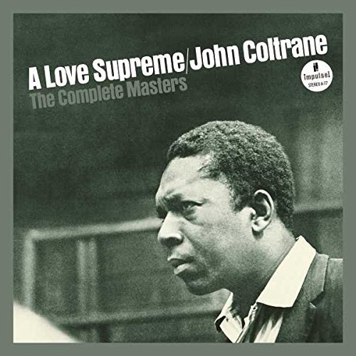 John Coltrane Love Supreme The Complete Masters 2 CD Love Supreme The Complete Masters