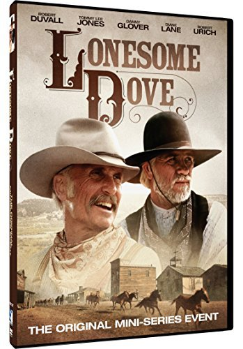 Lonesome Dove Duvall Jones Lane Glover DVD Pg
