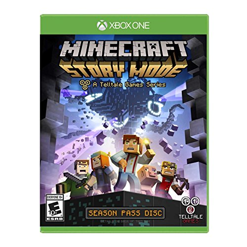 Xbox One Minecraft Story Mode