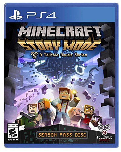 Ps4 Minecraft Story Mode Minecraft Story Mode