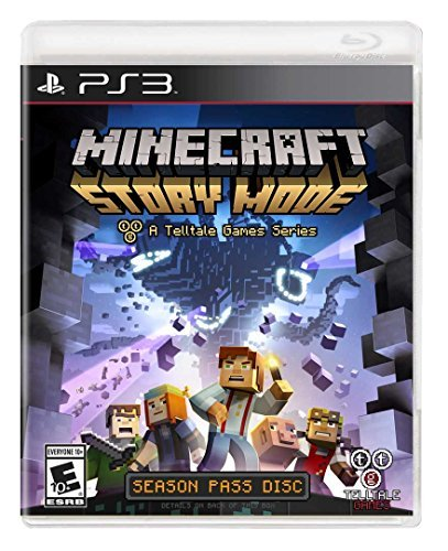 Ps3 Minecraft Story Mode Minecraft Story Mode