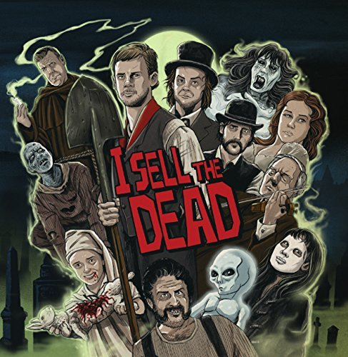 Jeff Grace I Sell The Dead (score) O.S.