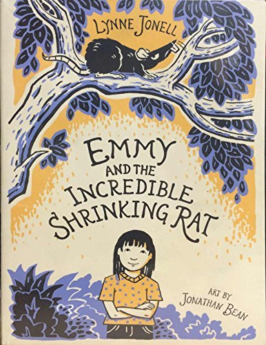 Lynne Jonell Emmy & The Incredible Shrinking Rat