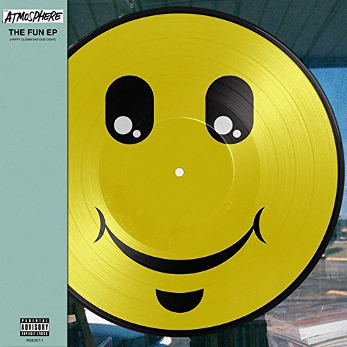 Atmosphere Fun Ep (happy Clown Bad Dub Eight) Explicit Picture Disc