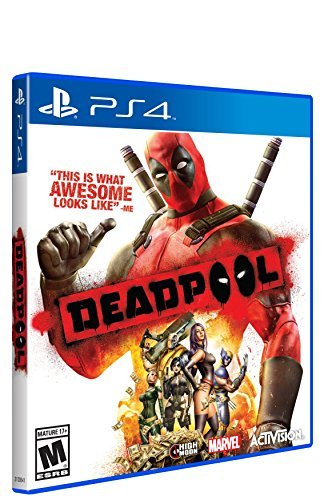 Ps4 Deadpool Deadpool