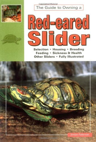 Jordan Patterson The Guide To Owning A Red Eared Slider