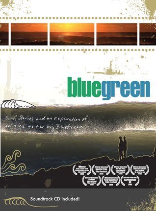 Bluegreen Surfing DVD Includes Soundtrack CD