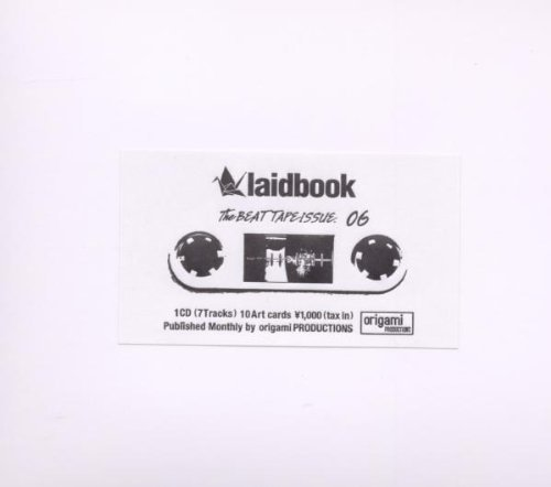 Laidbook Vol. 6 The Beat Tape Issue