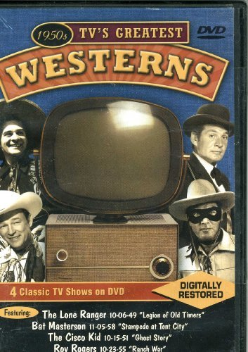 Tv's Greatest Westerns Tv's Greatest Westerns