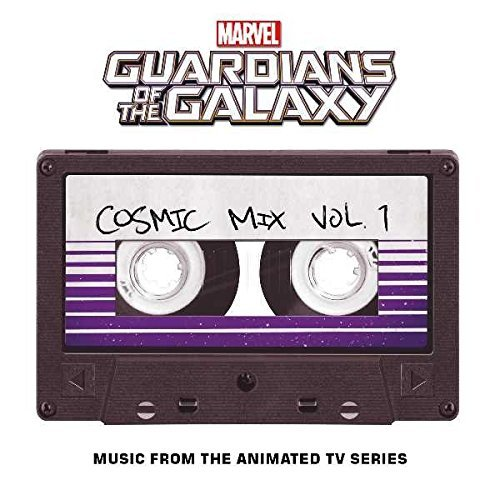 Guardians Of The Galaxy Cosmic Mix Vol. 1 Cosmic Mix Vol. 1