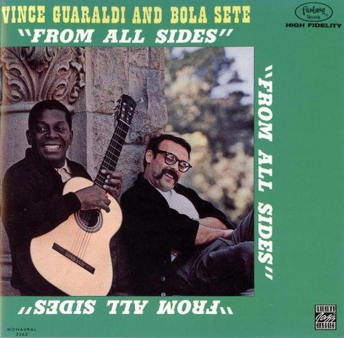 Sete Bola Guaraldi Vince From All Sides