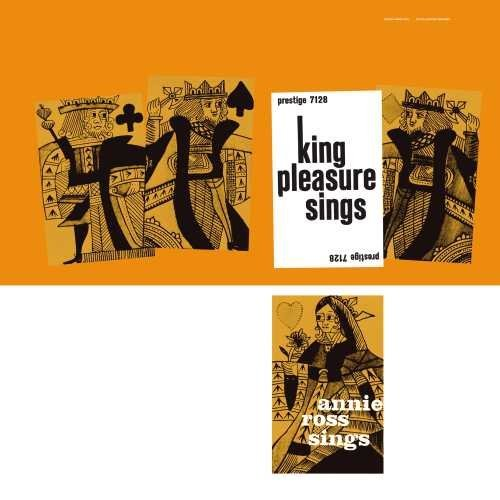 Annie King Pleasure Ross King Pleasure Sings Annie Ro